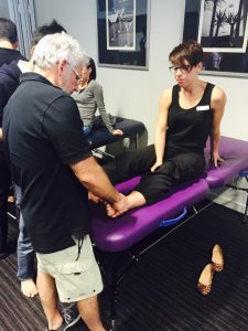Foot Manipulation Therapy